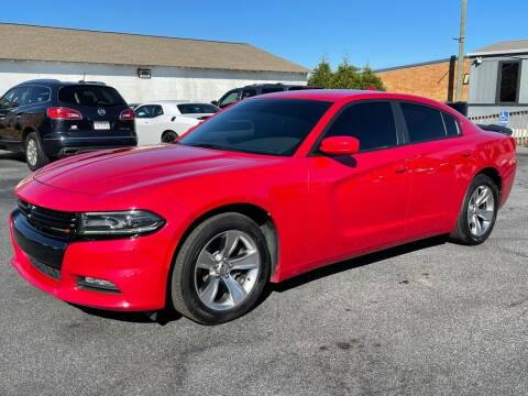 2016 Dodge Charger for sale at Modern Automotive in Boiling Springs SC