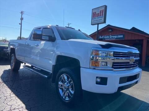 2015 Chevrolet Silverado 2500HD for sale at HUFF AUTO GROUP in Jackson MI