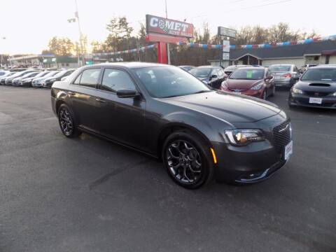 2016 Chrysler 300 for sale at Comet Auto Sales in Manchester NH