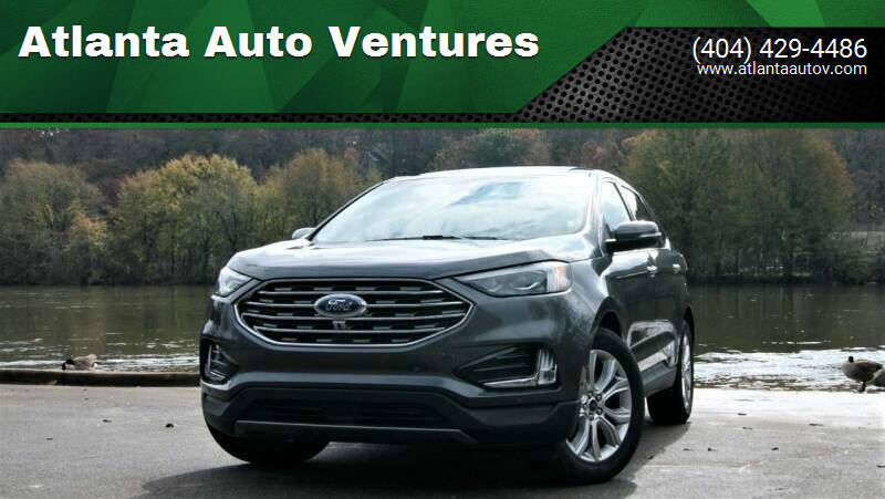 2019 Ford Edge for sale at Atlanta Auto Ventures in Roswell GA