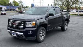 2016 GMC Canyon for sale at Cj king of car loans/JJ's Best Auto Sales in Troy MI