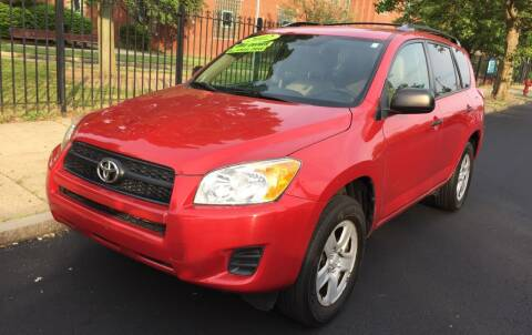 2012 Toyota RAV4 for sale at Commercial Street Auto Sales in Lynn MA