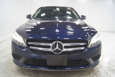 2019 Mercedes-Benz C-Class for sale at Sacramento Luxury Motors in Carmichael CA