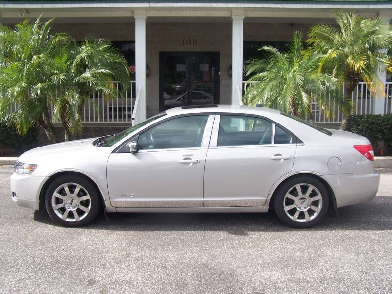 2008 Lincoln MKZ for sale at Thomas Auto Mart Inc in Dade City FL