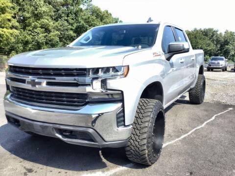 2019 Chevrolet Silverado 1500 for sale at Smart Chevrolet in Madison NC