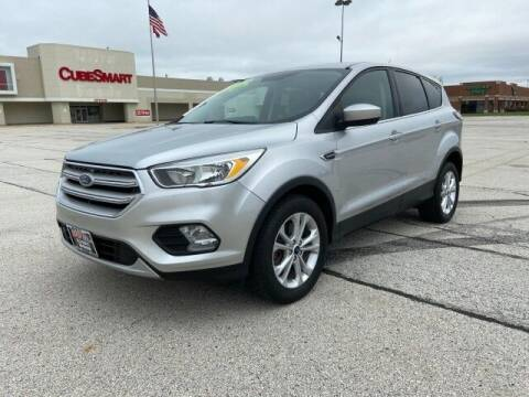 2017 Ford Escape for sale at OT AUTO SALES in Chicago Heights IL
