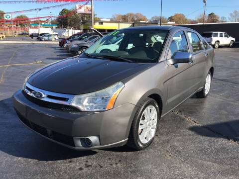 2011 Ford Focus for sale at IMPALA MOTORS in Memphis TN