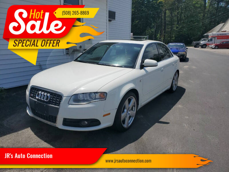 2006 Audi A4 for sale at JR's Auto Connection in Hudson NH