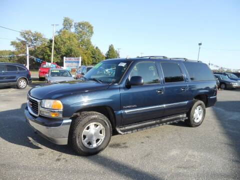 2006 GMC Yukon XL for sale at All Cars and Trucks in Buena NJ