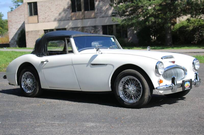 1962 Austin-Healey 3000 MK I for sale at Great Lakes Classic Cars & Detail Shop in Hilton NY
