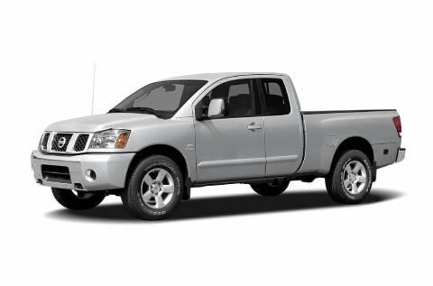 2004 Nissan Titan for sale at S.S. Motors LLC in Dallas GA