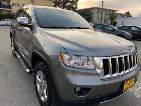 2011 Jeep Grand Cherokee for sale at San Mateo Auto Sales in San Mateo CA