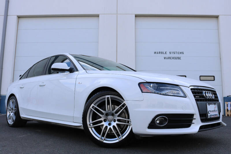 2010 Audi A4 for sale at Chantilly Auto Sales in Chantilly VA