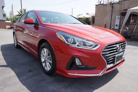 2019 Hyundai Sonata for sale at Win Motors Inc. in Los Angeles CA