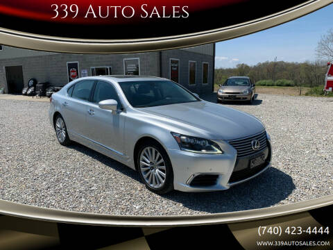2016 Lexus LS 460 for sale at 339 Auto Sales in Belpre OH