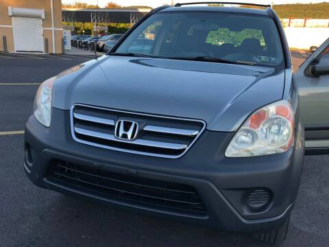 2006 Honda CR-V for sale at Centre City Imports Inc in Reading PA