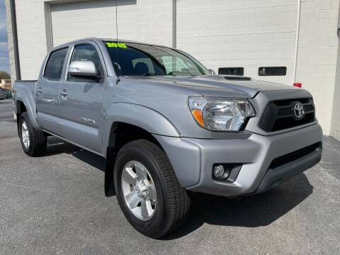 2015 Toyota Tacoma for sale at Zimmerman's Automotive in Mechanicsburg PA