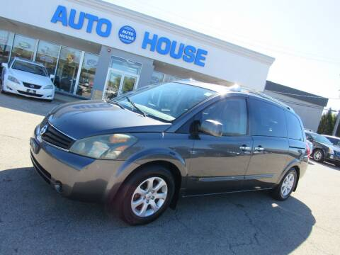 2008 Nissan Quest for sale at Auto House Motors in Downers Grove IL