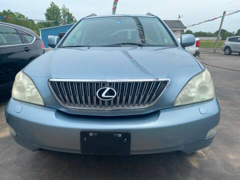 2007 Lexus RX 350 for sale at BEST AUTO SALES in Russellville AR