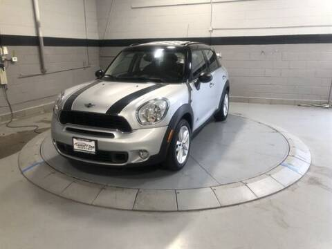 2012 MINI Cooper Countryman for sale at Luxury Car Outlet in West Chicago IL