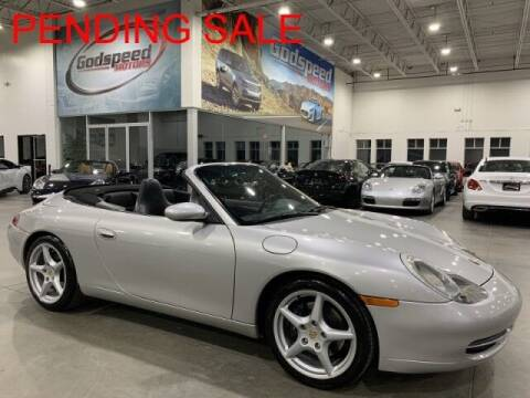 2000 Porsche 911 for sale at Godspeed Motors in Charlotte NC