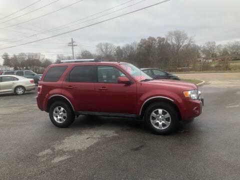 2011 Ford Escape for sale at Bob's Imports in Clinton IL