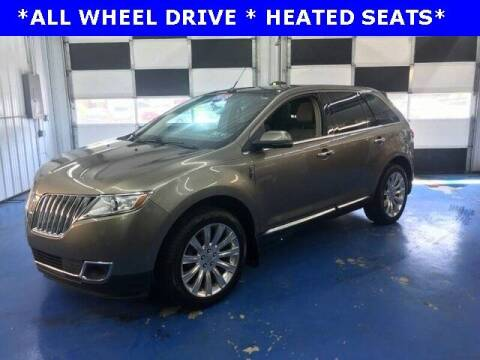 2012 Lincoln MKX for sale at Ron's Automotive in Manchester MD