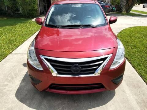 2017 Nissan Versa for sale at Auto Public Wholesale in Mobile AL