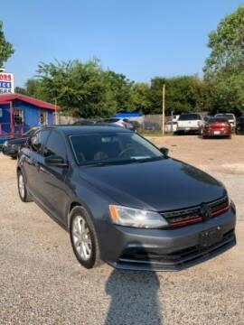 2015 Volkswagen Jetta for sale at Twin Motors in Austin TX