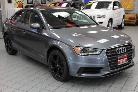 2015 Audi A3 for sale at Windy City Motors in Chicago IL