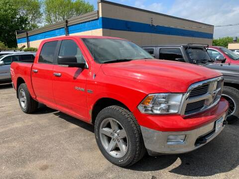 2009 Dodge Ram Pickup 1500 for sale at BEAR CREEK AUTO SALES in Rochester MN