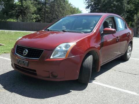 2008 Nissan Sentra for sale at Central Denver Auto Sales in Englewood CO