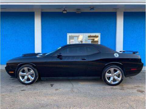 2013 Dodge Challenger for sale at Khodas Cars in Gilroy CA