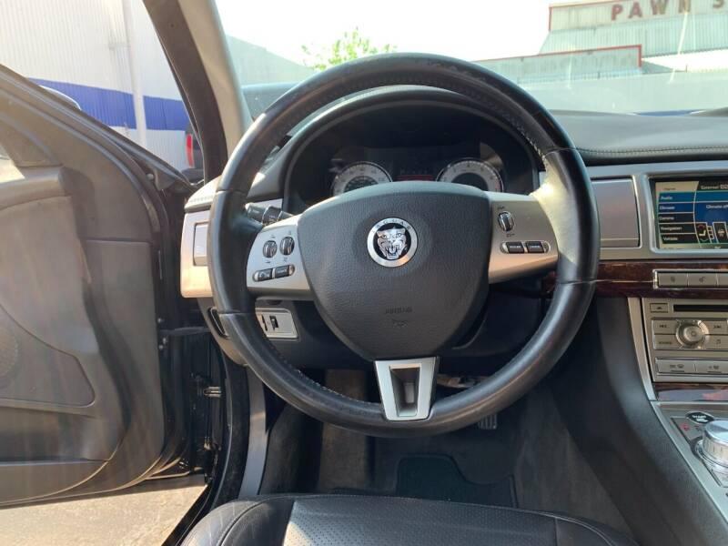 2009 Jaguar XF Premium Luxury 4dr Sedan - Houston TX
