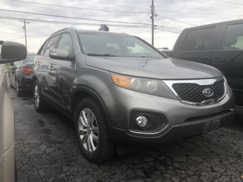 2011 Kia Sorento for sale at Instant Auto Sales in Chillicothe OH