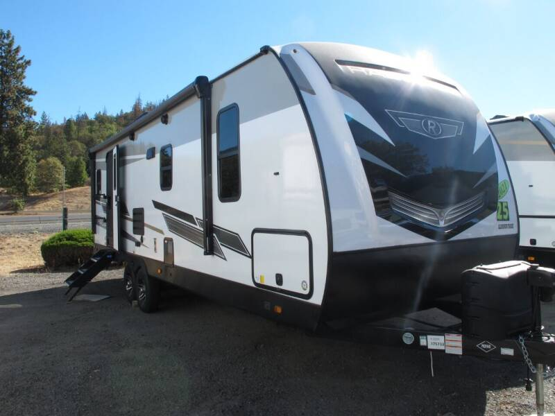 2021 RADIANCE 25 RB for sale at Oregon RV Outlet LLC - Travel Trailers in Grants Pass OR