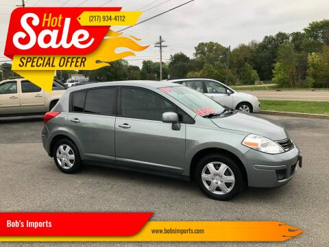 2010 Nissan Versa for sale at Bob's Imports in Clinton IL