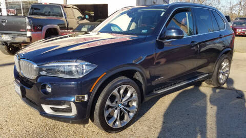 2015 BMW X5 for sale at PRESTIGE MOTORS in Fredericksburg VA