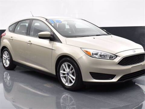2018 Ford Focus for sale at Tim Short Auto Mall in Corbin KY