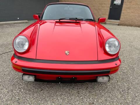 1982 Porsche 911 for sale at MICHAEL'S AUTO SALES in Mount Clemens MI