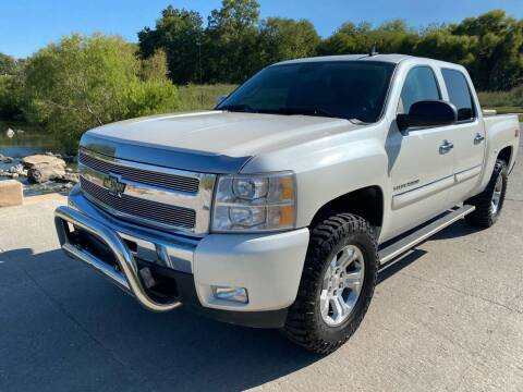 2011 Chevrolet Silverado 1500 for sale at GTC Motors in San Antonio TX