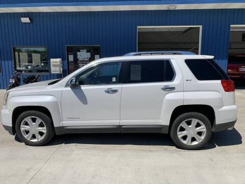 2016 GMC Terrain for sale at Twin City Motors in Grand Forks ND