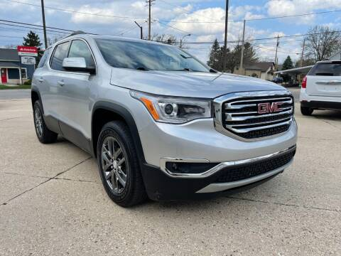 2017 GMC Acadia for sale at Auto Gallery LLC in Burlington WI