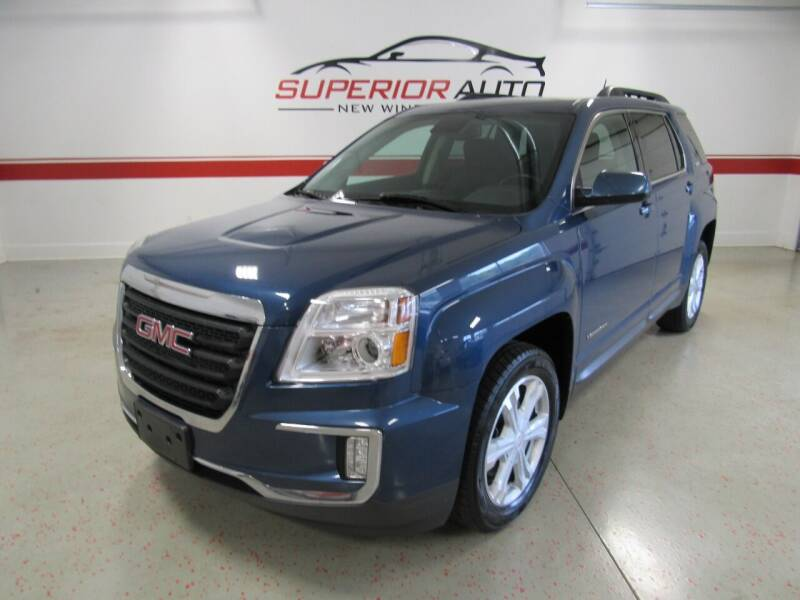 2017 GMC Terrain for sale at Superior Auto Sales in New Windsor NY
