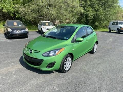 2013 Mazda MAZDA2 for sale at Ryan Brothers Auto Sales Inc in Pottsville PA