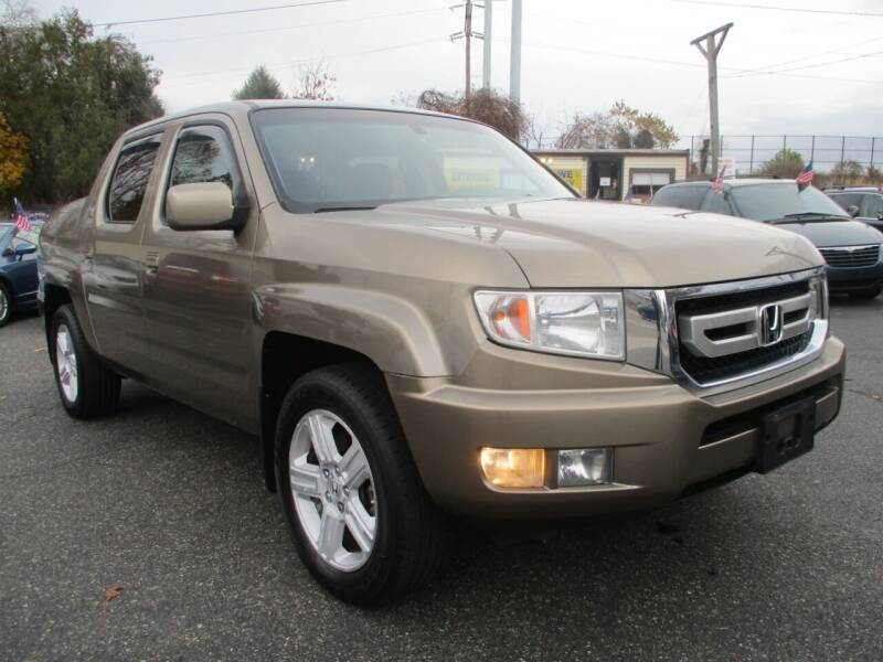 2009 Honda Ridgeline for sale at Unlimited Auto Sales Inc. in Mount Sinai NY