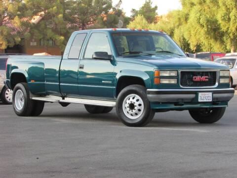 1995 GMC Sierra 3500 for sale at Best Auto Buy in Las Vegas NV