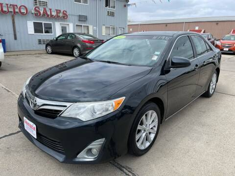 2012 Toyota Camry for sale at De Anda Auto Sales in South Sioux City NE