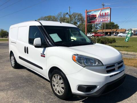 2016 RAM ProMaster City Cargo for sale at Albi Auto Sales LLC in Louisville KY