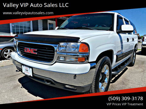 2003 GMC Yukon XL for sale at Valley VIP Auto Sales LLC in Spokane Valley WA